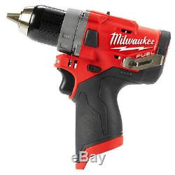 Milwaukee 2503-20 12-Volt 1/2-Inch M12 FUEL Drill Driver Bare Tool
