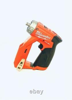 Milwaukee 2505-20 M12 FUEL 12V 4-in-1 Installation Drill/Driver -Bare Tool