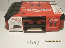 Milwaukee 2598-22PO, PACKOUT M12 FUEL 2-Tool Hammer Drill Impact Driver Kit NISB