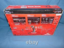 Milwaukee 2598-22 M12 FUEL 2-Tool Combo Kit 1/2 Hammer Drill & 1/4 Hex Driver
