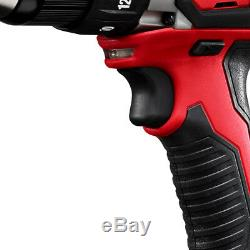 Milwaukee 2606-20 M18 18-Volt Compact 1/2-Inch Drill Driver Bare Tool