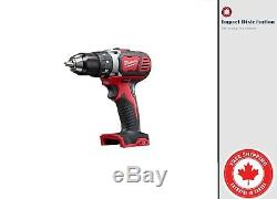 Milwaukee 2606-20 M18 Compact Cordless 1/2 Drill Driver (Bare Tool Only) NEW