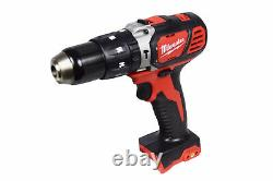 Milwaukee 2607-20 M18 18V Compact 1/2 Hammer Drill/Driver tool only