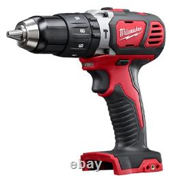 Milwaukee 2607-20 M18 1/2 Compact Hammer Drill/Driver (Tool Only)