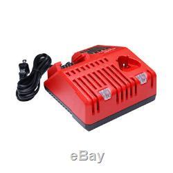 Milwaukee 2691-22 M18 18-Volt Cordless Power Lithium-Ion 2-Tool Combo Kit