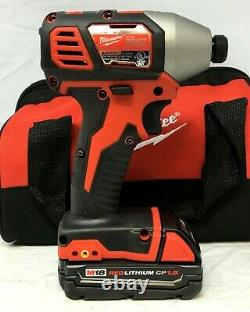 Milwaukee 2691-22 M18 18-Volt Cordless Power Lithium-Ion 2-Tool Combo Kit N