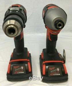 Milwaukee 2691-22 M18 18-Volt Cordless Power Lithium-Ion 2-Tool Kit, GL266