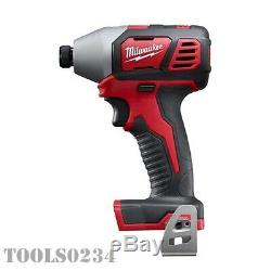 Milwaukee 2691-22 M18 Cordless Li-Ion 2-Tool Combo Kit withBatteries & Charger