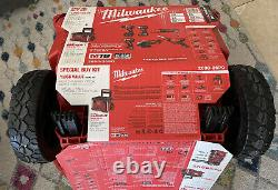 Milwaukee 2698-26PO M18 18V 6-Piece Combo Tool Kit Pack Out BRAND NEW Unused