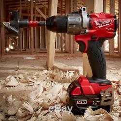 Milwaukee 2803-20 M18 Fuel 1/2 Cordless Brushless Drill Driver Bare Tool Only