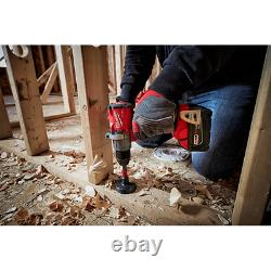 Milwaukee 2803-20 M18 Fuel 1/2 Drill-Driver (Tool Only)