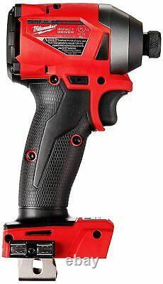 Milwaukee 2853-20 M18 FUEL 1/4 Hex impact Driver (Bare Tool)