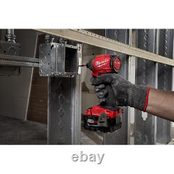Milwaukee 2996-22 M18 2-Tool Hammer Drill & Impact Driver with ONE-KEY Combo Kit