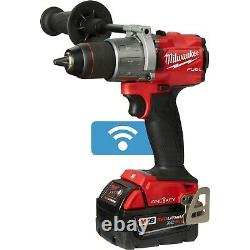 Milwaukee 2996-22 M18 FUEL Combo 2 Tool & Batteries Kit One-Key