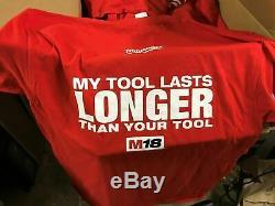 Milwaukee M12 1/2 Fuel Drill / Driver #2504-20 + Free Milwaukee My Tool Shirt