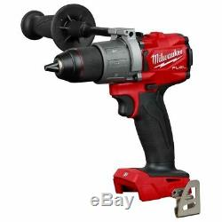 Milwaukee M18 1/2 Hammer Drill/Driver (Tool Only) 1200 in/lbs 2804-20
