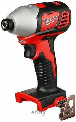 Milwaukee M18 2-Tool Combo Kit Hammer Drill And Impact Driver 2697-22 NEW