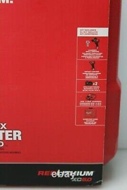 NEW Milwaukee 2997-22 M18 FUEL 2-Tool Hammer Drill/Impact Driver Combo Kit