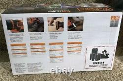 New Black+decker 20v Max Lithium Ion Cordless 4-tool Combo Kit Bd4kitcdcrl