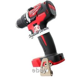 New Milwaukee M18 2801-20 18-Volt Li-Ion Cordless 1/2 in. Drill Driver Tool Only