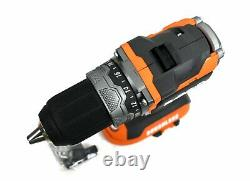 RIDGID 18V Brushless SubCompact Cordless 1/2 in. Impact Drill R8701 (Tool Only)