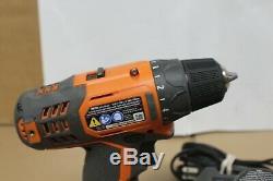 RIDGID R9000K 2-Tool 12V Li-Ion Cordless Combo Kit Impact & Drill Driver