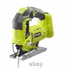 RYOBI 12-Tool Combo Kit Cordless Batteries Charger 300-Piece Drill Drive Kit
