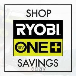 RYOBI 6-Tool Combo Kit Brushed Drill and Impact Drive Kit (40-Piece) 18V