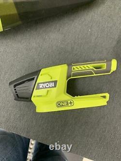 RYOBI Combo Tool 5-Tool 18-Volt 2-Batteries Charger Cordless LED Light PCK300KSB