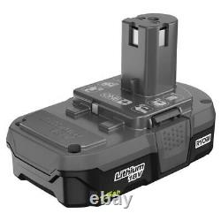 RYOBI Cordless 6-Tool Combo Kit 18-Volt Batteries Charger Bag