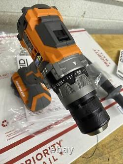 Ridgid R8611506B 18-Volt OCTANE Cordless Brushless 1/2 Hammer Drill (Tool Only)