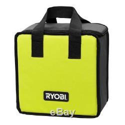 Ryobi P239 18V 18 Volt Lithium-Ion Cordless Brushless Impact Driver + Tool Bag