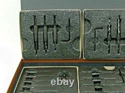 Very Rare Bridge City Tool 1101-210-10 Drill & Driver Kit New In Box Bct416
