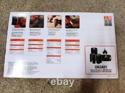 Black & Decker 20v Max Cordless Li-ion 4-tool Combo Kit Avec 2 Batteries Flambant Neuf