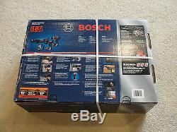Bosch Clpk495-181 4-outil 18 Volts Au Lithium-ion Kit Sans Fil Combo Avec Étui Souple Nouveau