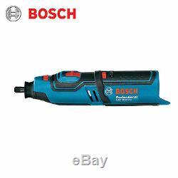 Bosch Gro 10.8v-li Professionnel Sans Fil Outil Rotatif Jusqu'à 35 000 Tours Par Minute Boîtier Nu