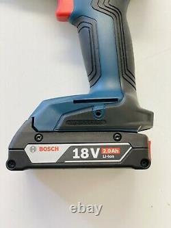 Bosch Gsb18v-490 Hd Brushless 18v 1/2 Kit D'outils De Forage/conducteur De Marteau, Nouveau No Box