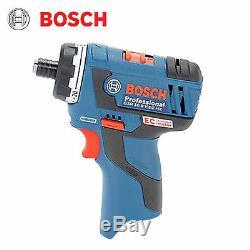 Bosch Gsr 10,8 V-ec Hx Perceuse Sans Fil Professionnel Conducteur Nu Corps De L'outil Uniquement