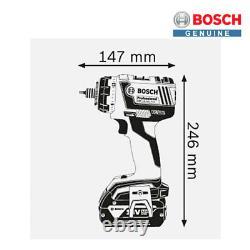 Bosch Gsr 18 V-ec Professional Fc2 Perceuse Visseuse Sans Fil Brushless Nu Outil