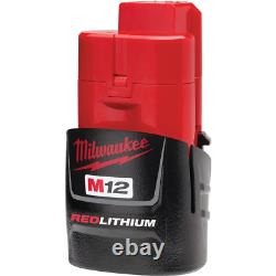 Cordless Drill Impact Driver Combo Kit Gratuit M12 3/8. Ratchet 12-volt (3-outil)
