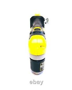 Dewalt 20v Max Li-ion 3/8 Po. Perceuse À Angle Droit Conducteur (bare Tool) Dcd740b Nouveau