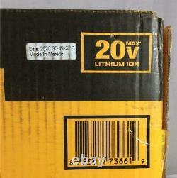 Dewalt 20v Max Lithium Ion 5-tool Combo Kit With Contractor Bag Dck560d1m1 Nouveau