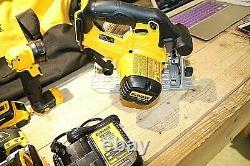 Dewalt 20v Sans Fil Li-ion 6-tool Kit Combo