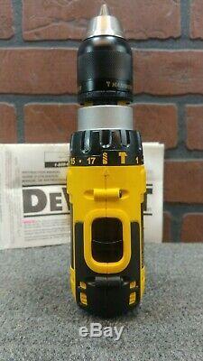 Dewalt Dc725 18v Compact 1/2 Marteau / Drill Conducteur Nu Outil Nouveau