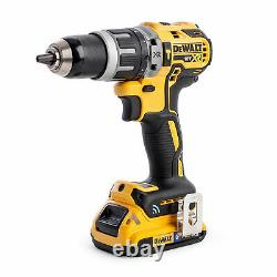 Dewalt Dcd797d2b 18v 2.0ah Xr Brushless Tool Connect Compact Hammer Drill Driver