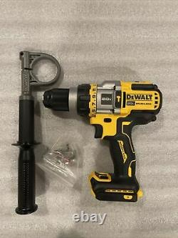 Dewalt Dcd999b 20v Max Bl Li-ion 1/2 In. Hammer Drill Driver (outil Seulement)