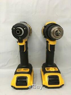 Dewalt Dck278c2 Atomique 20v Max 2-tool Brushless Combo Kit, Md635