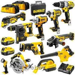 Dewalt Power Tools U Choisissez Saw Hammer Drill Driver Impact Grinder Charger Light