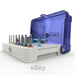 Implant Dentaire Complet Kit Chirurgical, De Haute Qualité, Forets, Pilotes, Ratchet, Outil