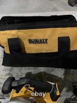 Kit Combo Sans Fil Dewalt 20 Volts Max (5 Outils) Dck551d1m1